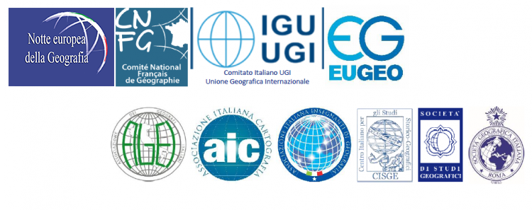 Notte Europea della Geografia 2020: invito a proporre iniziative