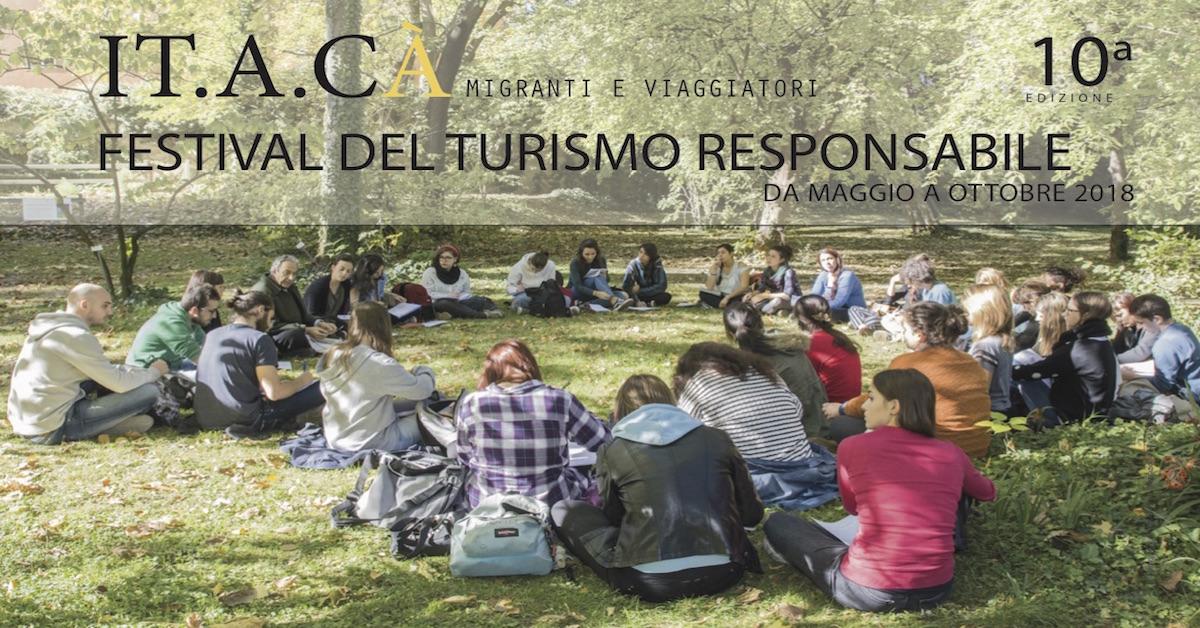 """Rimini, 20/09/18: """"Turismo responsabile e patrimonio culturale. Quali sfide per i viaggi di istruzione?"""""""