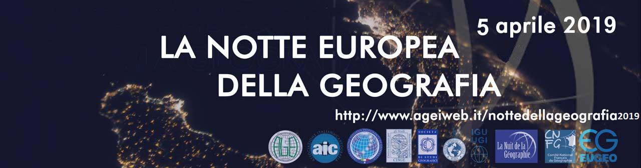 Notte Europea della Geografia in Italia: alcune foto, video e una prima rassegna stampa