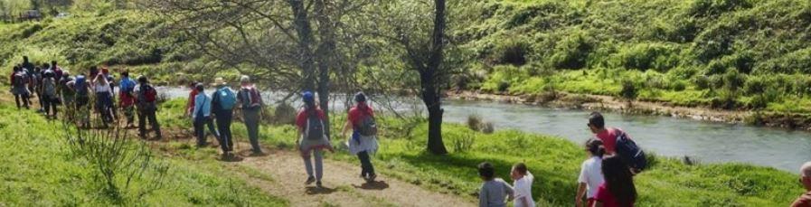"""Il """"Cammino della regina Camilla"""". Un progetto partecipativo per la creazione di opportunità di turismo lento nella Valle dell'Amaseno - due appuntamenti (21 e 22 dicembre 2019)"""