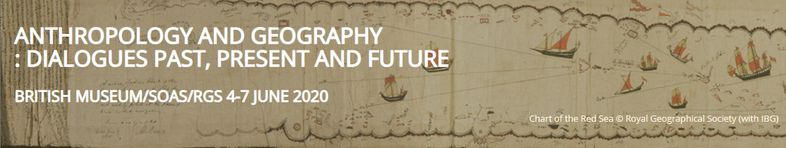 """Call for paper per il panel """"Transnationalism, simultaneity, and communities of knowledge: theoretical and methodological questions"""", nell'ambito del convegno """"Anthropology and Geography:Dialogues Past, Present and Future"""" (Londra, 4-7/6/2020)"""