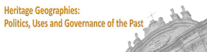 """Proroga della scadenza per la Conferenza IGU sulle """"Geografie dell'Heritage"""""""
