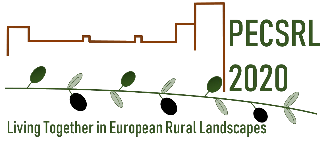 "29ma sessione della ""Permanent European Conference for the Study of the Rural Landscape (PECSRL)"" (Spagna, 21-27/9/2020)"