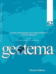 """""""Azione e innovazione nello spazio pubblico: un'altra urbanità"""" - Geotema 62"""