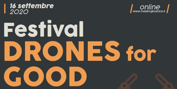 16/9/2020 - Festival Drones 4 Good